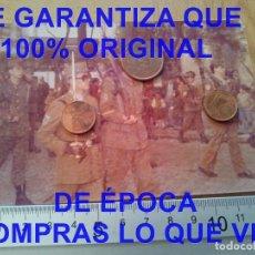 Militaria: DESFILE SUBOFICIALES FOTOGRAFIA PROCEDE DE ALCALA DE LA VEGA CUENCA FOTOGRAFIA E27. Lote 277038558