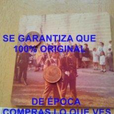 Militaria: DESFILE SUBOFICIALES FOTOGRAFIA PROCEDE DE ALCALA DE LA VEGA CUENCA FOTOGRAFIA E27. Lote 277038628