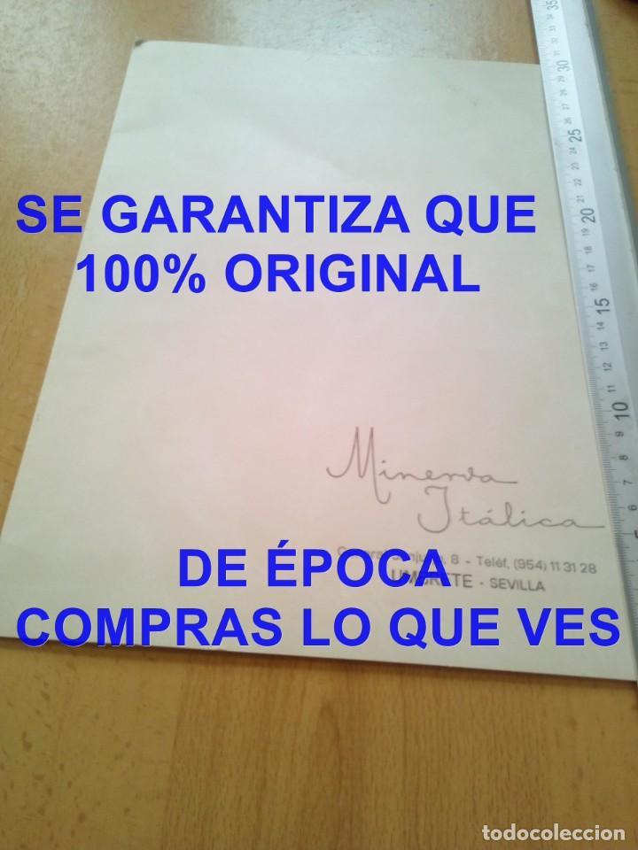 Militaria: RETRATO SOLDADO AVIACION PROCEDE DE MERIDA FANY COLOR CAMAS UMBRETE 26 CM FOTOGRAFIA E21 - Foto 3 - 277139573