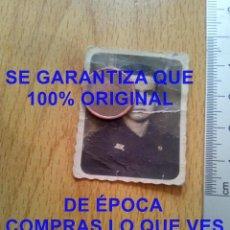 Militaria: LEGIONARIO 1940 RETRATO LEGION TERCIO DUQUE DE ALBA PROCEDE DE MERIDA FOTOGRAFIA E27. Lote 277140143