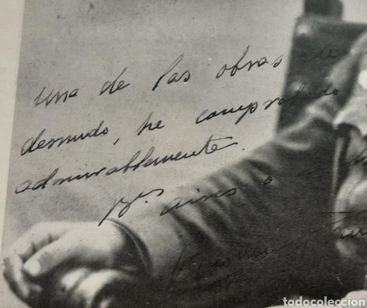 Militaria: Ramón Franco plus ultra foto autógrafa - Foto 4 - 277502238