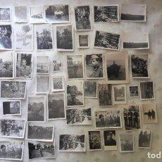 Militaria: COLECCIÓN 60 FOTOS DIVISIÓN AZUL. Lote 277600043