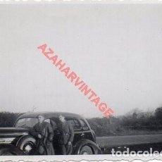 Militaria: GUERRA CIVIL, SOLDADOS DEL FRENTE NACIONAL, 88X60MM. Lote 278683198