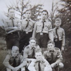 Militaria: FOTOGRAFÍA JUVENTUDES HITLERIANAS. HITLERJUGEND. Lote 279481238