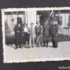 Militaria: PEQUEÑA FOTOGRAFÍA DE LOS AÑOS 50. DIVISIÓN ESPAÑOLA DE VOLUNTARIOS. Lote 279515838