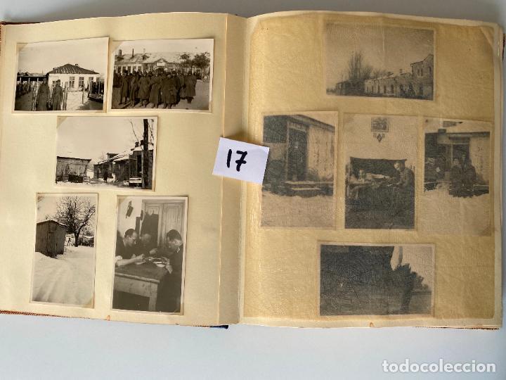 Militaria: ALBÚM DE FOTOGRAFIAS ALEMAN , WWII , FOTOGRAFIAS DESDE 1939 LA MAYORÍA DATADAS - Foto 2 - 284076668