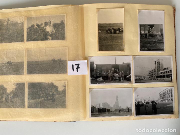Militaria: ALBÚM DE FOTOGRAFIAS ALEMAN , WWII , FOTOGRAFIAS DESDE 1939 LA MAYORÍA DATADAS - Foto 6 - 284076668