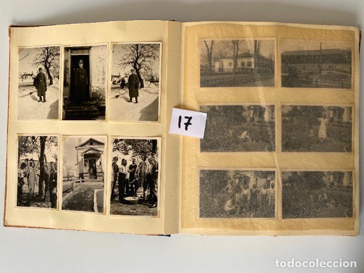 Militaria: ALBÚM DE FOTOGRAFIAS ALEMAN , WWII , FOTOGRAFIAS DESDE 1939 LA MAYORÍA DATADAS - Foto 8 - 284076668