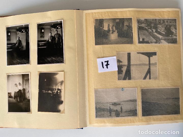 Militaria: ALBÚM DE FOTOGRAFIAS ALEMAN , WWII , FOTOGRAFIAS DESDE 1939 LA MAYORÍA DATADAS - Foto 9 - 284076668