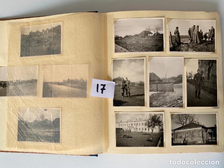 Militaria: ALBÚM DE FOTOGRAFIAS ALEMAN , WWII , FOTOGRAFIAS DESDE 1939 LA MAYORÍA DATADAS - Foto 10 - 284076668