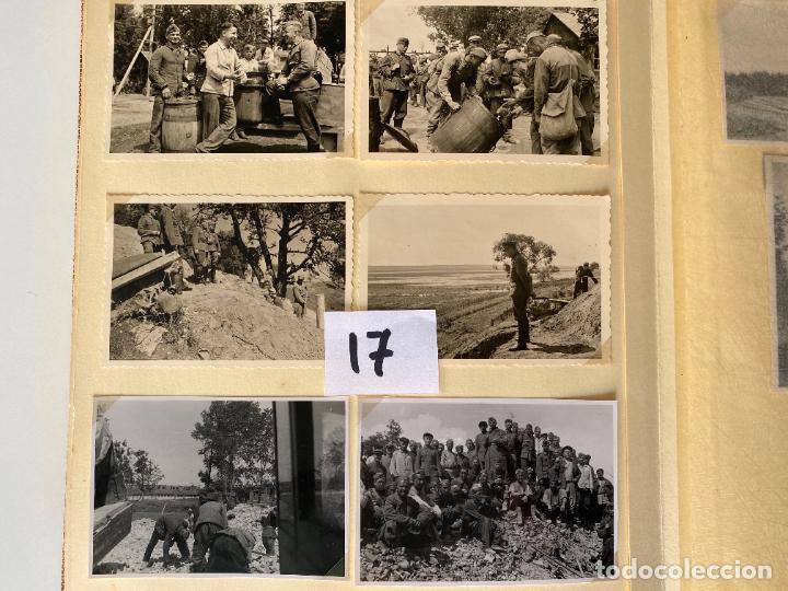 Militaria: ALBÚM DE FOTOGRAFIAS ALEMAN , WWII , FOTOGRAFIAS DESDE 1939 LA MAYORÍA DATADAS - Foto 11 - 284076668
