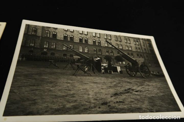 Militaria: Antiguo Conjunto de Fotografias de Soldados Alemanes y un Billete - Foto 15 - 284801653