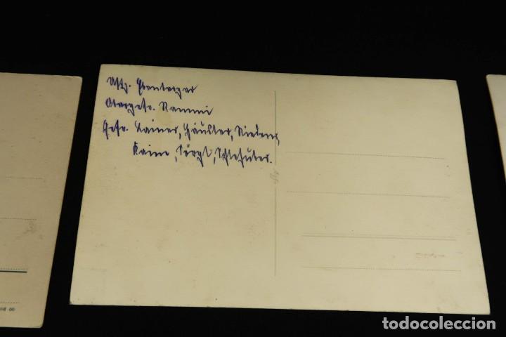 Militaria: Antiguo Conjunto de Fotografias de Soldados Alemanes y un Billete - Foto 23 - 284801653