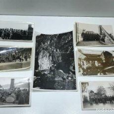 Militaria: LOTE DE FOTOGRAFÍAS DE LA II GUERRA MUNDIAL - ALEMANES EN OCUPACIÓN DE LA CIUDAD DE OSLO. Lote 285098048