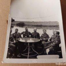 Militaria: FOTOGRAFÍA DE SOLDADOS ALEMANES EN HOLANDA. Lote 286941603