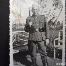 Militaria: SOLDADO DE LA WEHRMACHT JOHANN DINKEL MAUSER KAR 98K . AÑO 1939-45. III REICH. Lote 287341753