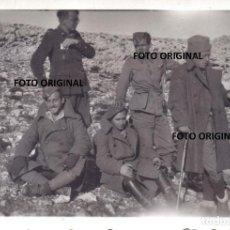 Militaria: REQUETES BATALLA ALFAMBRA TERUEL FEBRERO 1938 RUMBO ALCAÑIZ GUERRA CIVIL. Lote 287361973