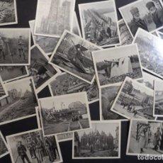 Militaria: 31 FOTOS-CROMOS DER WELTKRIEG 1914-18. I GUERRA MUNDIAL. EN BLANCO Y NEGRO. ED. AÑO 1936. Lote 287366673