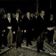 Militaria: FRANCO EN AUDIENCIA A ASAMBLEISTAS DE LA ADMINISTRACION LOCAL ,PRESIDE FERENANDEZ VILLA OCTUBRE 1966. Lote 287916228
