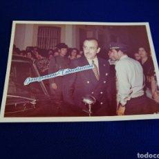 Militaria: GOBERNADOR CIVIL DE ALICANTE ÉPOCA FRANQUISTA DON BENITO SAEZ GONZALEZ ELIPE 1973-76- GUARDIA CIVIL. Lote 288051763