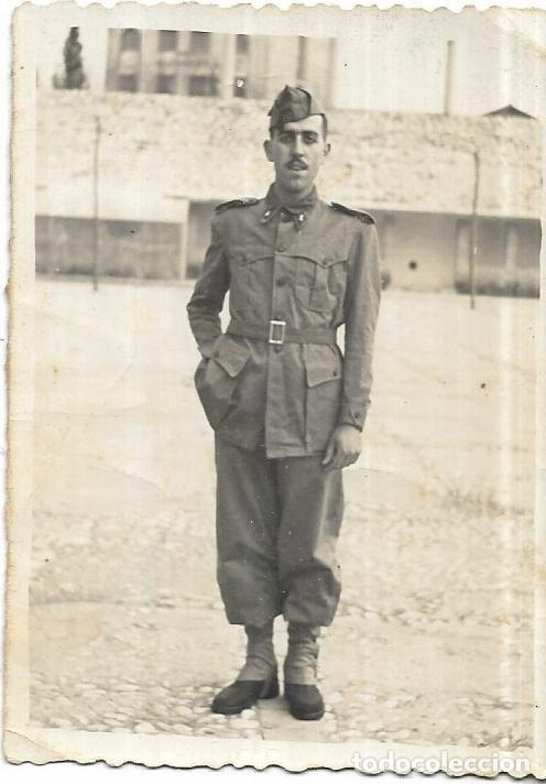 *** CU83 - FOTOGRAFIA - JOVEN SOLDADO (Militar - Fotografía Militar - Otros)