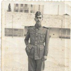 Militaria: *** CU83 - FOTOGRAFIA - JOVEN SOLDADO. Lote 288064448