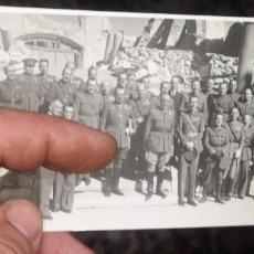 Militaria: ANTIGUA FOTOGRAFÍA PROBABLEMENTE GUERRA CIVIL DE MILITARES. Lote 288218348