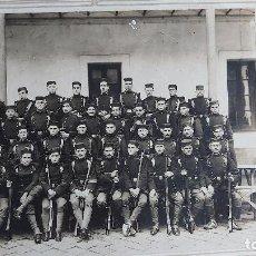 Militaria: U-198.- FOTO DE MILITARES , BATALLON 58.- VER FOTOS. Lote 288312288