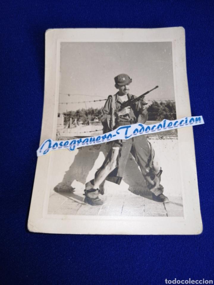 RAMBO ESPAÑOL AÑO 71 FOTOGRAFIA (Militar - Fotografía Militar - Otros)