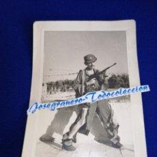 Militaria: RAMBO ESPAÑOL AÑO 71 FOTOGRAFIA. Lote 288512243