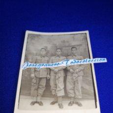 Militaria: EJÉRCITO ESPAÑOL SOLDADOS FOTOGRAFIA. Lote 288513253