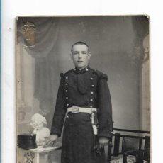 Militaria: SOLDADO DE ARTILLERIA.FOTOGRAFIA SERAFIN SASTRE-PALMA 1927. Lote 288572843