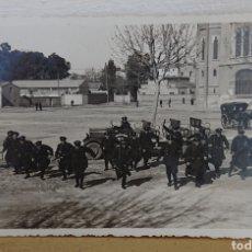 Militaria: GUERRA CIVIL REPÚBLICA ESPAÑOLA, GUARDIAS DE ASALTO, VALENCIA?, VED FOTO. Lote 289400848