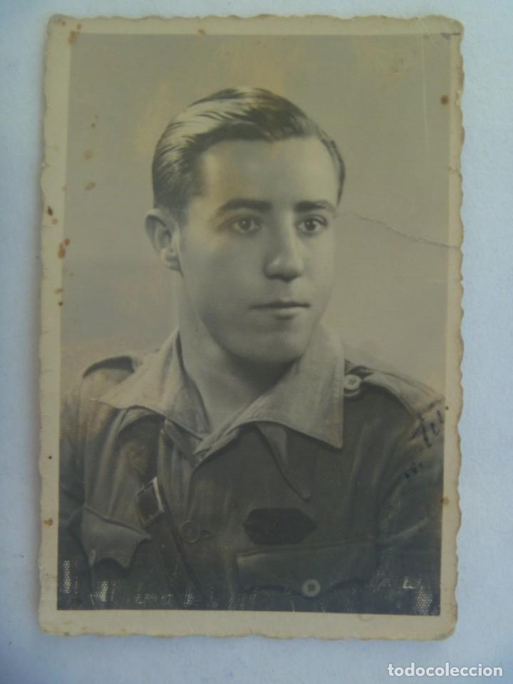 GUERRA CIVIL : FOTO DE MILITAR NACIOAL, CABO SEGURAMENTE DE LA LEGION (Militar - Fotografía Militar - Guerra Civil Española)