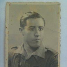 Militaria: GUERRA CIVIL : FOTO DE MILITAR NACIOAL, CABO SEGURAMENTE DE LA LEGION. Lote 289803098