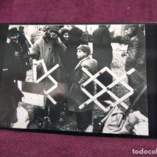 Militaria: 1939, FOTOGRAFÍA GUERRA CIVIL, REFUGIADOS ESPAÑOLES EN LE PERTHUS, FRANCIA. Lote 293347358