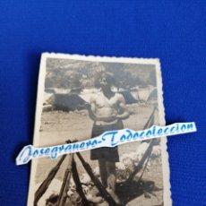 Militaria: ARMADA ESPAÑOLA CARTAGENA AÑO 1951 CON SELLO FOTÓGRAFO. Lote 294161998