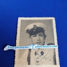 Militaria: ARMADA ESPAÑOLA CARTAGENA AÑO 1950. Lote 294168218