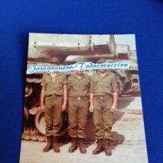 Militaria: EJÉRCITO ESPAÑOL BLINDADOS CARROS DE COMBATE 1984. Lote 294169698
