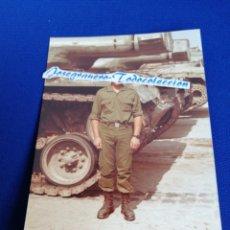 Militaria: EJÉRCITO ESPAÑOL BLINDADOS CARROS DE COMBATE 1984. Lote 294172243