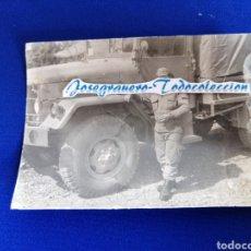 Militaria: REGIMIENTO DE LANZACOHETES - CON SELLO JEFATURA ARTILLERÍA. Lote 294172753