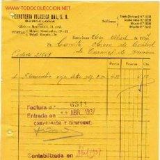 Militaria: (GUERRA CIVIL)COMITE OBRERO DE CONTROL CNT TRANVIAS. Lote 2037537