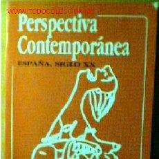 Militaria: PERSPECTIVA CONTEMPORÁNEA. VOL. I Nº 1 OCTUBRE 1988. Lote 7894864