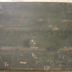 Militaria: BASCULA LAUTGEWICHTSWAAGE, 1937. Lote 4947018