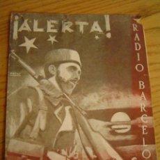 Militaria: REVISTA ALERTA. Lote 27027446