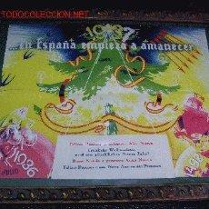 Militaria: CHRISTMA NAVIDEÑO DE 1937 BANDO NACIONAL.ORIGINAL. Lote 26432929