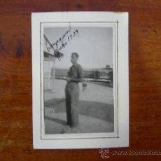 Militaria: ZARAGOZA JULIO DE 1939. Lote 14780192