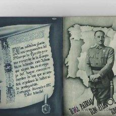 Militaria: PRECIOSO LIBRO DEL 5 CUERPO DEL EJERCITO - IMAGENES DE LA GUERRA CIVIL - ZONA NACIONAL 1937- FRANCO. Lote 27143062