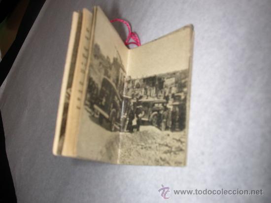 Militaria: Auxilio Social 1936/1939.Librito de 35 paginas. Tamaño 3,5x5 cm. - Foto 4 - 26318893
