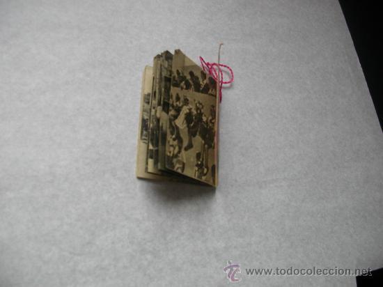 Militaria: Auxilio Social 1936/1939.Librito de 35 paginas. Tamaño 3,5x5 cm. - Foto 6 - 26318893